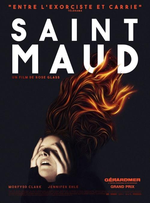 Saint Maud film affiche