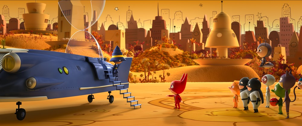 SamSam film animation image