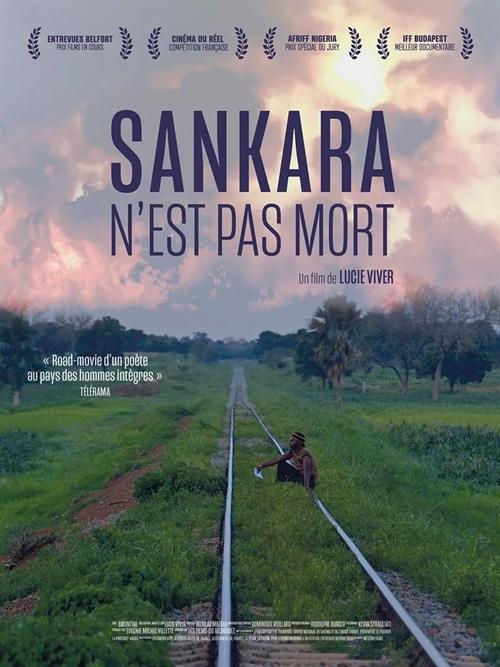 Sankara n'est pas mort film documentaire affiche