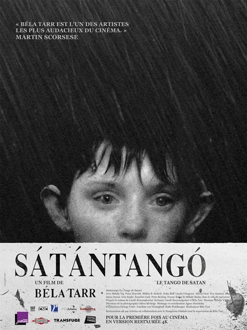 Satantango film affiche