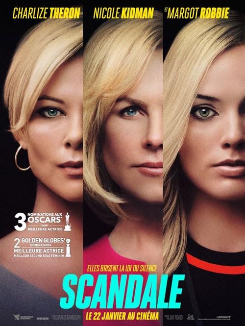 Scandale film affiche