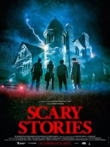 Scary Stories film affiche