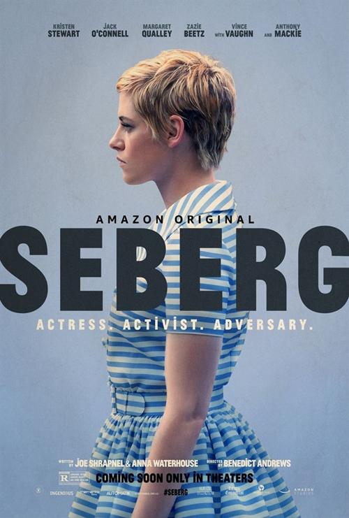 Seberg film affiche définitive