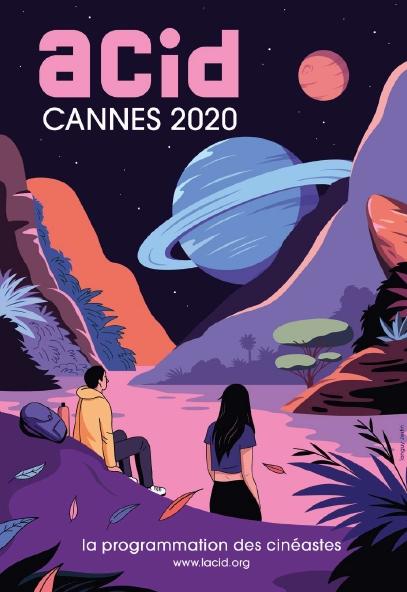 Sélection ACID 2020 hors les murs Cinéma Comoedia 02 au 04 octobre affiche