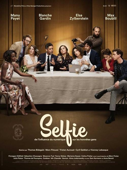 Selfie film affiche