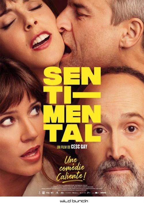 Sentimental film affiche réalisé par Cesc Gay