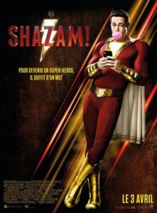 Shazam film affiche