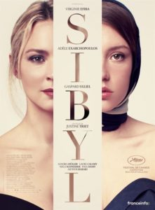 Sibyl film affiche