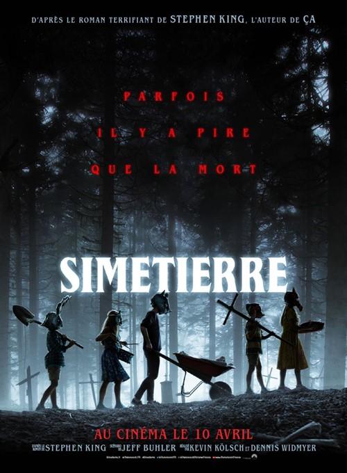 Simetierre film affiche
