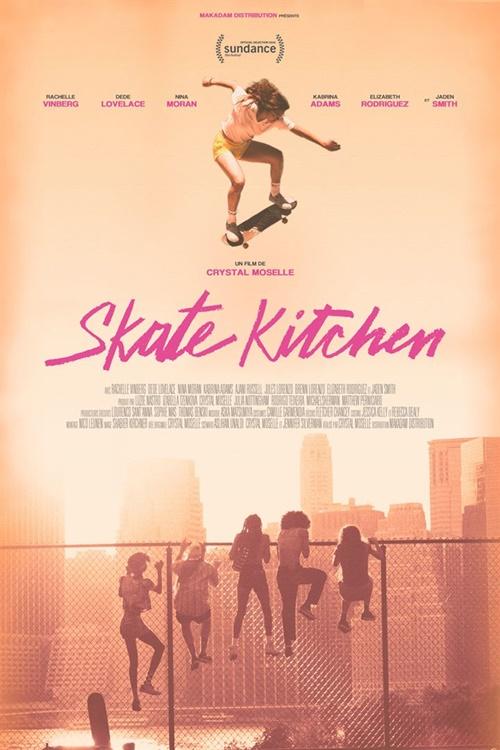 Skate Kitchen film affiche