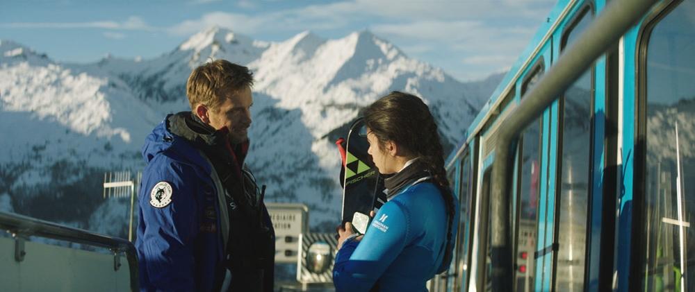 Slalom film