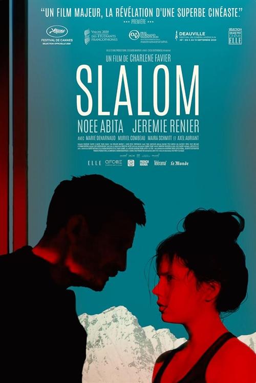 Slalom film affiche