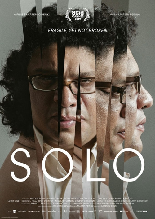 Solo 2019 film documentaire affiche