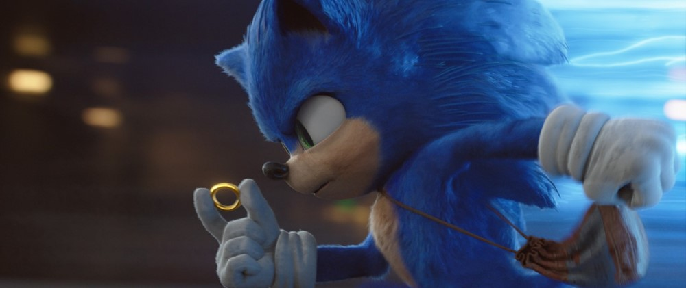 Sonic le film animation image