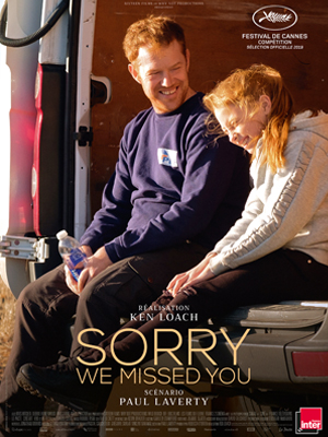 Sorry we missed you film affiche