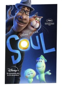 Soul film animation affiche