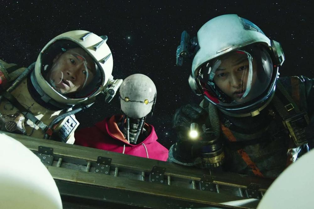 Space Sweepers film movie