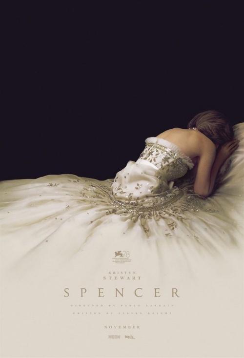 Spencer film affiche provisoire