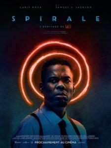 Spirale : l'héritage de Saw film affiche réalisé par Darren Lynn Bousman