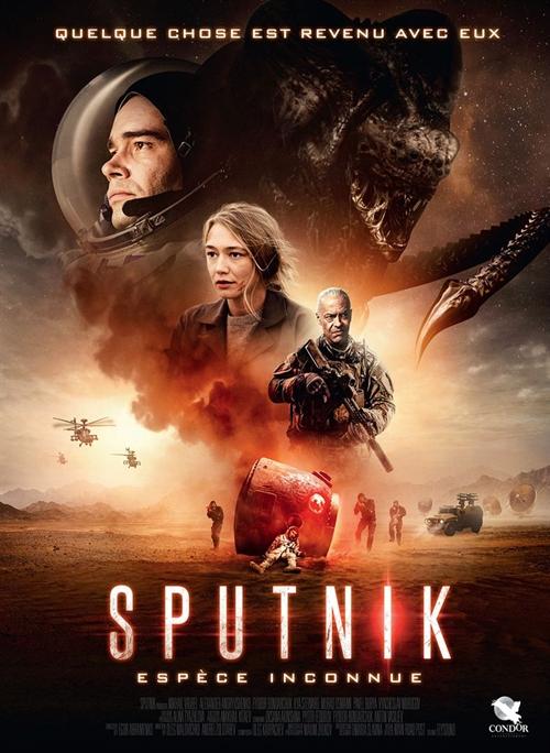 Sputnik espèce inconnue film affiche