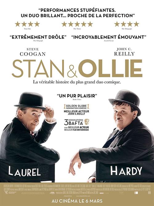 Stan et Ollie film affiche