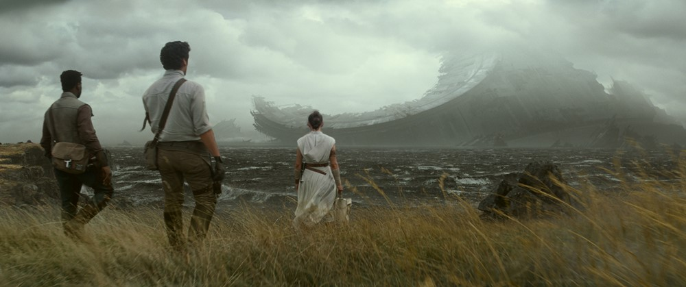 Star Wars : l'ascension de Skywalker film image