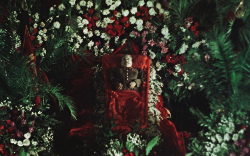 Funérailles d'Etat film image