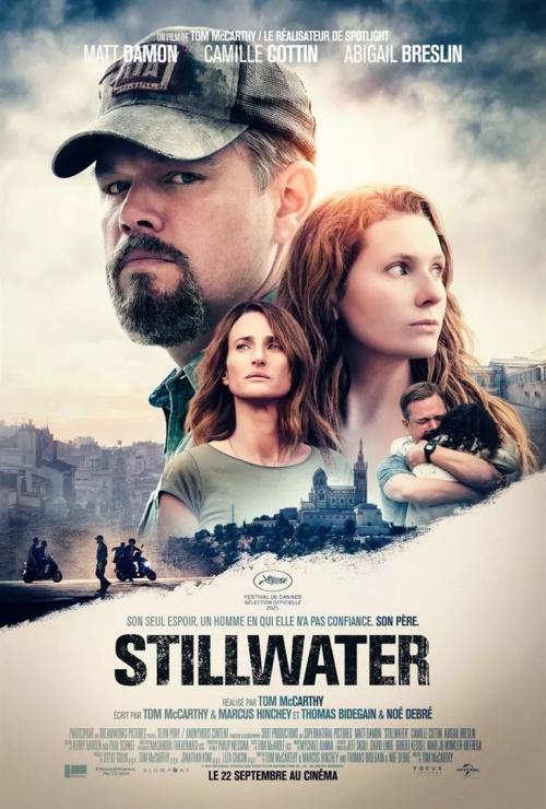Stillwater film affiche réalisé par Tom McCarthy