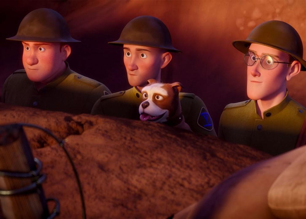 Stubby film animation image