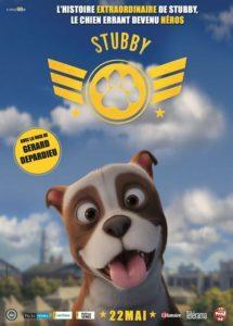 Stubby film animation affiche