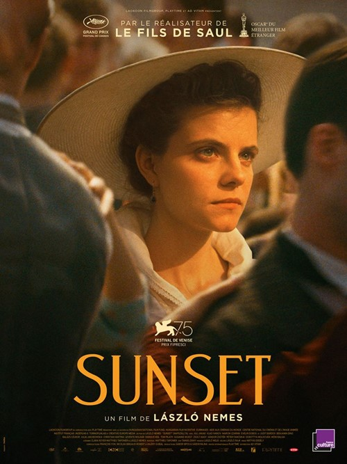 Sunset film affiche