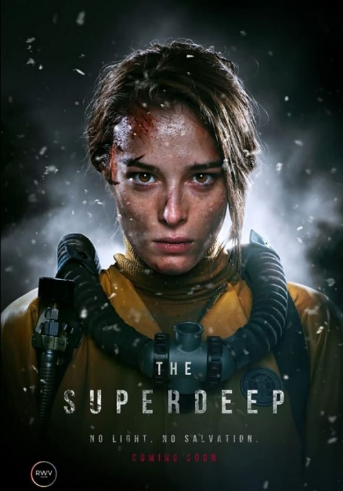 Superdeep film affiche réalisé par Arseniy Sukhin
