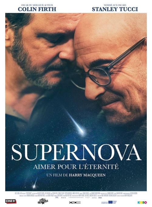 Supernova film affiche réalisé par Harry Macqueen