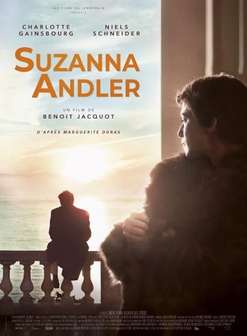 Suzanna Andler film affiche réalisé par Benoît Jacquot