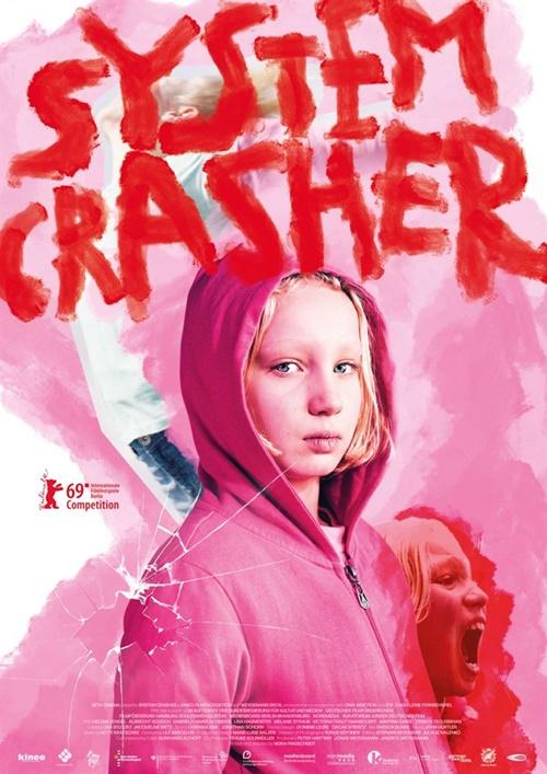 System crasher film affiche provisoire