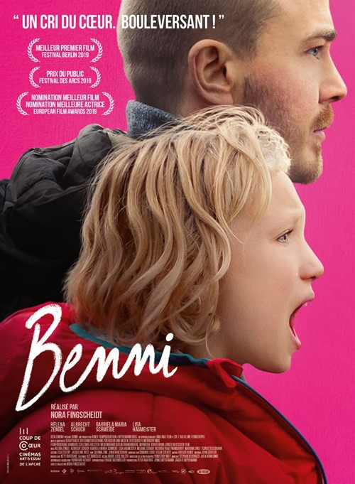 Benni - System crasher film affiche définitive