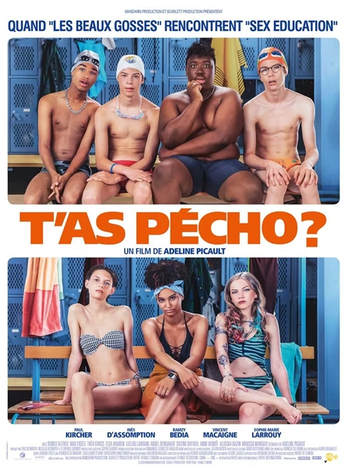 T'as pécho ? film affiche