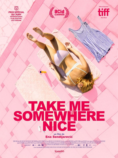 Take me somewhere nice film affiche