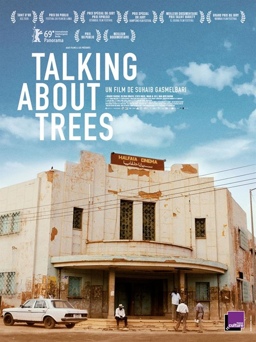 Talking about trees film documentaire affiche