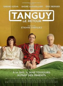 Tanguy le retour film affiche