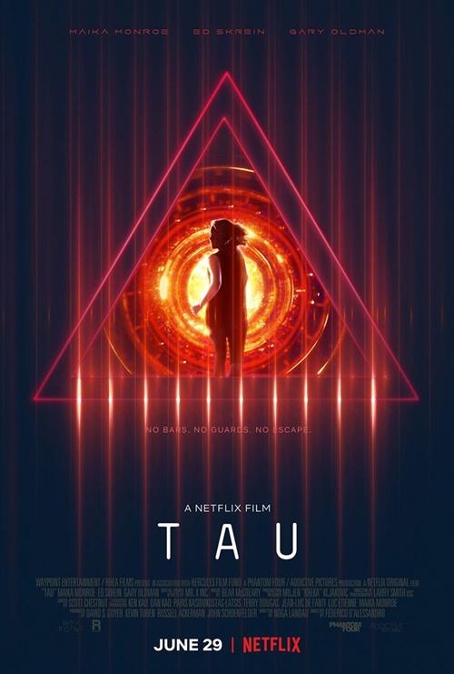 TAU film affiche
