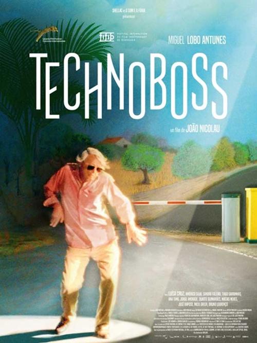 Technoboss film affiche
