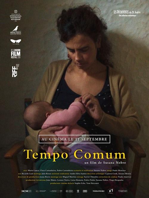 Tempo Comum film affiche