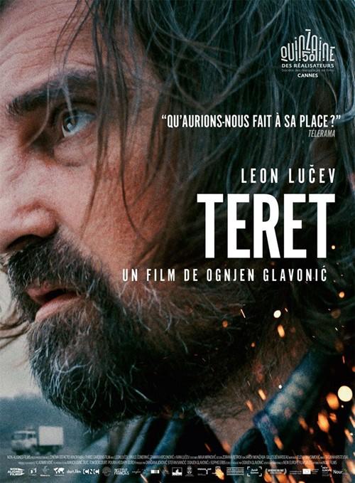 Teret La charge film affiche