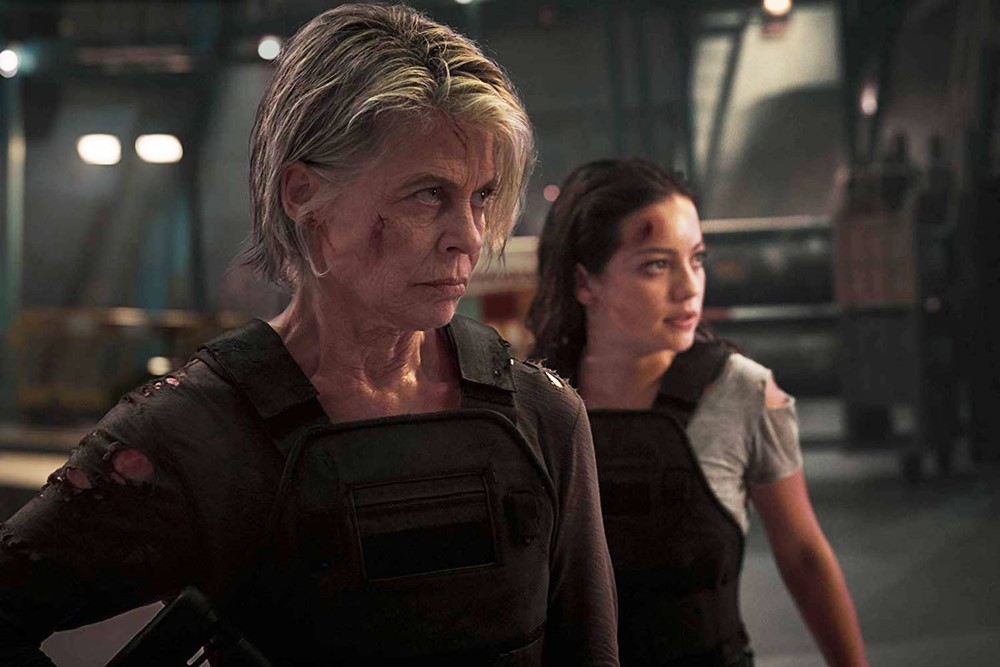 Terminator : Dark Fate film image