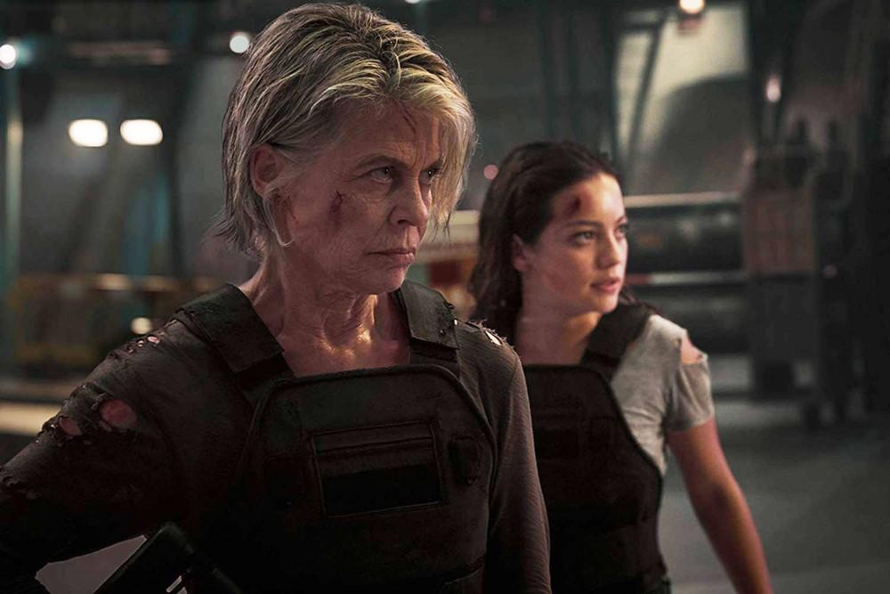 Terminator : Dark Fate film image