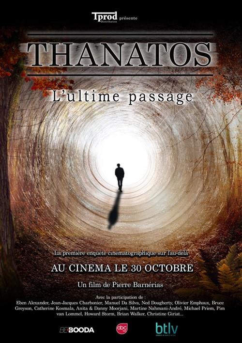 Thanatos, l'ultime passage film documentaire affiche