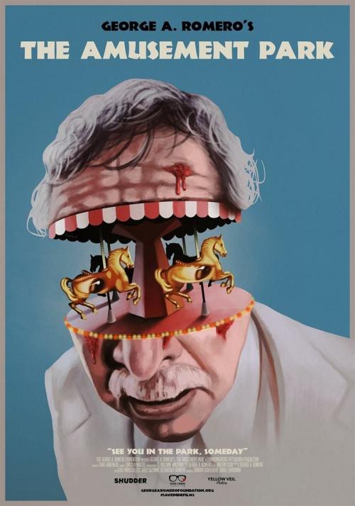 The Amusement Park film affiche réalisé par George A. Romero