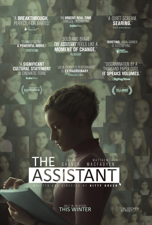 The Assistant 2020 film affiche