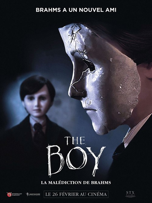 The Boy 2 La malédiction de Brahms film affiche